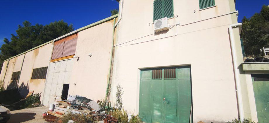 Rif 076 ( Magazzino in C.da Fidaro )